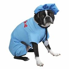 Casual Canine  ER DOCTOR  Dog Halloween Costume XS - XL