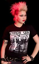 CHRON GEN T shirt PUPPETS OF WAR UK PUNK POGO 77 OI 82