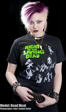 NIGHT OF THE LIVING DEAD shirt ZOMBIE HORROR MOVIE CULT