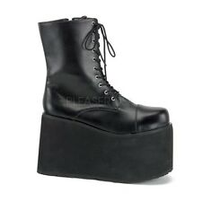 PLEASER MENS Monster Platform Halloween Costume Boots