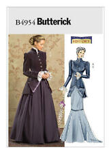 Butterick 4954 Sewing Pattern to MAKE Elegant Early 20th Century Skirt & Jacket