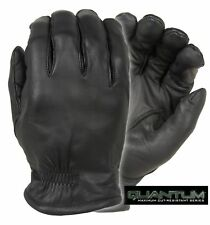 Damascus Q5 Quantum Leather PRO Police Search Duty Patrol Cut Resistant Gloves