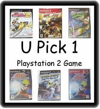 1 PLAYSTATION 2 GAME BRAND NEW YOU PICK PS2 SEALED PACKAGE RATED E T TEEN 3 PS 2