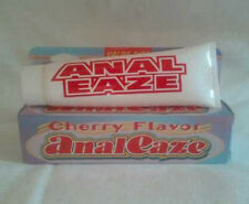 Anal Eaze Cherry Lubricant Ease Ez Numbing Lube .5oz 1.5oz 4oz or Inserts (3)