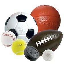 Planet Dog Orbee Fetch Sportball baseball football soccer tennis golf basketball
