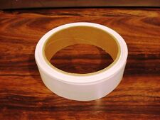 26mm x 2mil White Layflat PVC - 5ft, 10ft, 25ft - Heat Shrink PVC Battery Wraps