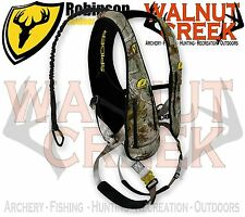 Robinson Outdoors Tree Spider VEST Safety Harness Realtree AP Camo TSSV