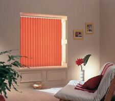 Quality made to measure replacement slats / louvres for vertical blinds