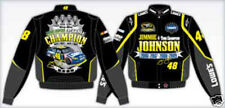 Jimmie Johnson Lowes Nacscar Jacket 4 Time Champion Adult