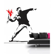 GRAFFITI STYLE  WALL STICKERS VINYL DECAL GIANT GRAFFITI URBAN WALL ART