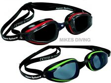 K180 ADULT GOGGLES for SWIMMING by Aqua Sphere K180+ and K180