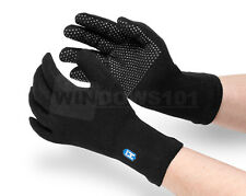 Sealskinz Waterproof Gloves Hanz Black Fishing Camping Outdoors