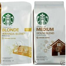 STARBUCKS GROUND OR WHOLE BEAN COFFEE FLAVORED COFFEE ~ MANY FLAVORS *CHOOSE ONE