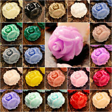 Free Ship New Flatback Vintage Flowers Cameo Resin Cabochons Colorful Wholesale