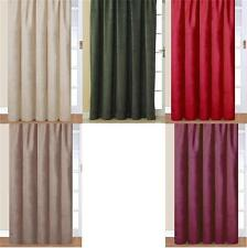 "Top Quality Fully Lined Chenille Door Curtain 66"" x 84"""