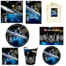 STAR TREK BIRTHDAY PARTY SUPPLIES HARD TO FIND~ FREE SHIPPING MIX AND MATCH