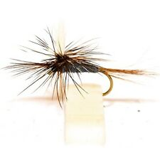 24 Parachute Fly fishing Trout & Grayling Flies 8 patterns,3 each
