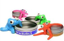 "Crazy Aaron's Putty Creatures w/ Eyes Thinking Putty 4"" inch Tins (Pick Color)"