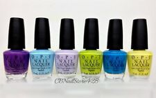 HARD TO FIND--OPI - SHREK FOREVER AFTER Collection - Choose Any Shade: