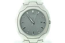 Citizen Men's BM6010-55A Eco-Drive Stainless Steel Watch Gray Dial w/ Date