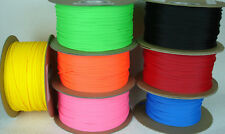 """1/4"""" Braided Expandable Sleeving PET 10ft, 25ft, 50ft, 100ft"""