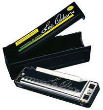 Lee Oskar HARMONIC MINOR Harmonica -Key Choice- East Europe, Jewish, Gypsy Music