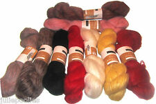 PRICE SLASHED 1 sk Louet KidLin Light Worsted Yarn - 9 colors to choose from