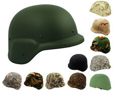 Airsoft M88 PASGT Kelver Swat Helmet Olive Drab with Helmet Cover 10 Colors