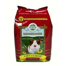 Oxbow Cavy Cuisine Specially Formulated Guinea Pig Food CHOOSE YOUNG OR ADULT