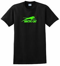 ARCTIC CAT SHIRT SNOWMOBILE SLED UTV ATV QUAD LIME ORANGE BLACK PINK BLUE RED