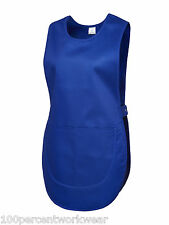 Uneek UC920 Work Premium Tabard Apron with Pocket Overall Plain Uniform Catering