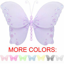 Hanging Butterflies Decoration Butterfly Baby Shower Birthday Party Wall Ceiling