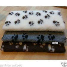 Dog Beds Vetbed Style Mat Bedding For Crates Puppy Cages Cat Car Bed Cover Cream
