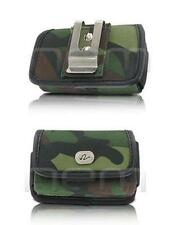 Horizontal Clip Cover Camo Rugged Heavy Duty Holder Case Pouch - See the List