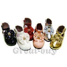 Girls kids infant diamante wedding party evening casual flat shoes boots sz3-7