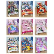 SINGLE CHARACTER DUVET COVERS KIDS BEDDING - FREE DELIVERY