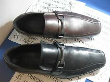 NIB Kenneth Cole Reaction FRESH NOTE LE LOAFER SLIP ON DESIGNER SHOES