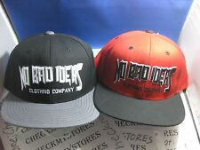 NWT No Bad Ideas NBI Notorious Snapback Cap Hat HAT/CAP ONE SIZR FITS MOST