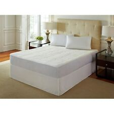 PureRest 0.5-inch Quilted Twin/Full-size Memory Foam Mattress Pad