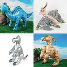 New Inflatable Blow-up Dinosaurs PVC Toy Kids Beach Pool Toy Party Favor 4 types