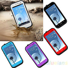 New Hot Multi-Color Waterproof Phone Case Cover For Samsung Galaxy S3 i9300 BA4U