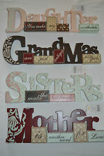 Gift present Christmas mothers day birthday Another word for Love friends sister