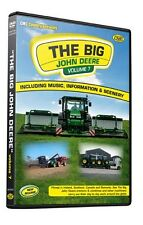 CMC Country New DVDs - Farming The Big John Deere Massey Claas Fentd New Holland