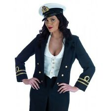 World War II Navy Lady - Fancy Dress Costume - Halloween - New