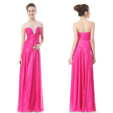 Ever Pretty Women Strapless Formal Evening Party Ball Gown Prom Dress 09915