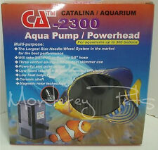 Catalina Aquarium Needle Wheel Skimmer Pump 300 to 400 Gallons
