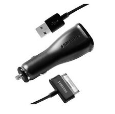 OEM Samsung Galaxy Tab Car Vehicle Plug in Adapter with Sync Data Charger Cable