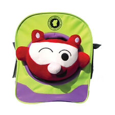 Kevin Mao Daycare School Playschool Kids Toddler Plush Stuffed Toy Backpack Bag