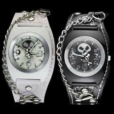 New Young Boys Teenager Quartz Movement Leatheroid Cool Wristwatch Watches