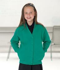 Jerzees Schoolgear Kid's Cardigan (J273B) Ages 3-12